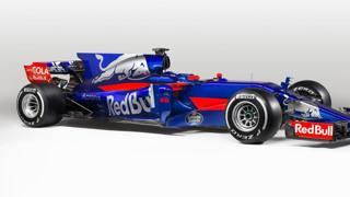 La nuova Toro Rosso STR12