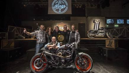La Harley vincitrice della Battle of the Kings 2017
