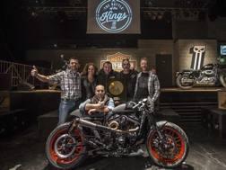 La Harley vincitrice della Battle of the Kings 2017