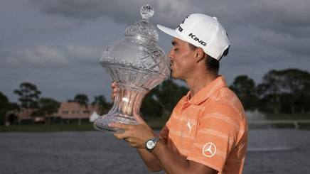 Rickie Fowler a Palm Beach
