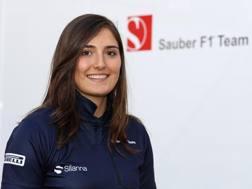 Tatiana Calderon, 23 anni