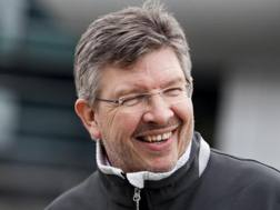 Ross Brawn al lavoro su nuovi format regolamentari per la F1. Epa