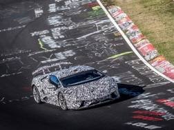 La Lamborghini Huracan Performante