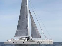 Vitalia II il catamarano rimodernato del barone Bich