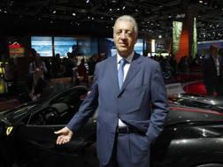 Piero Ferrari, vicepresidente del Cavallino. Ap