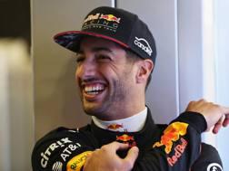 Daniel Ricciardo, 27 anni. Getty