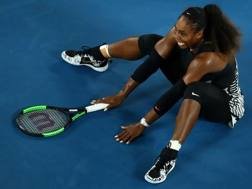 Serena Williams. Getty