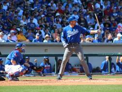 Il terza base Alex Liddi