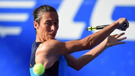 Francesca Schiavone, 36 anni. Afp