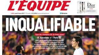 La stampa francese fa a pezzi il Psg