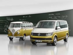 Il Bulli 70 anni della Volkswagen