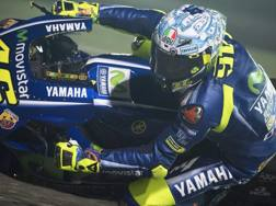Valentino Rossi, 38 anni. Getty