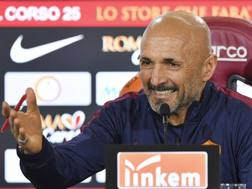 Luciano Spalletti, 58 anni. Getty