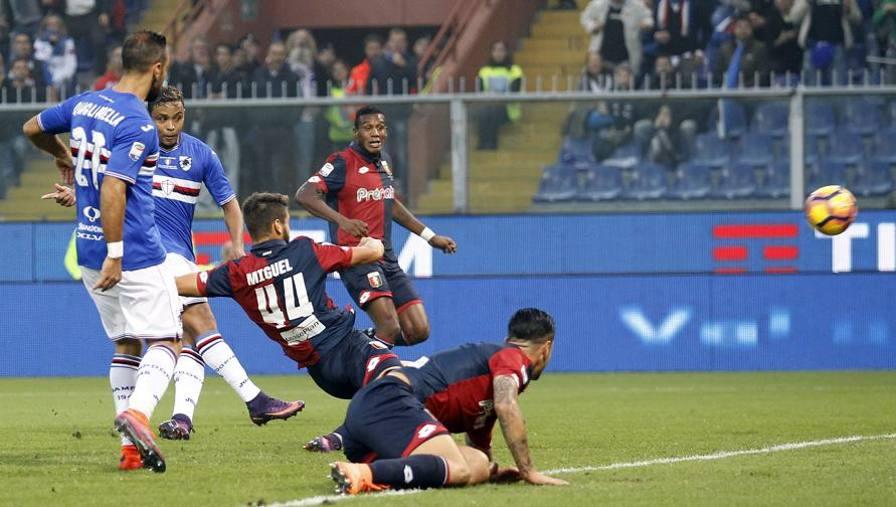 Genoa-Samp, la rivincita Sfida Simeone-Muriel