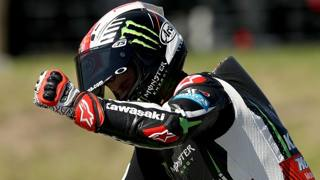 Jonathan Andrew Rea, 30 anni, pilota britannico della Kawasaki. Getty Images