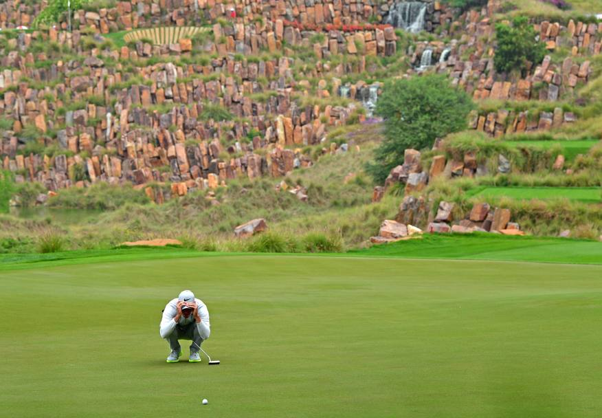 Nuova Delhi India Golf (Paul Peterson Getty Images)
