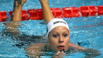Federica Pellegrini, 28 anni