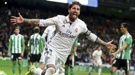 Sergio Ramos, 30 anni. Ap