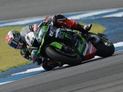 Jonathan Rea, leader mondiale in Superbike
