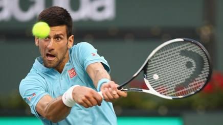 Il serbo Djokovic ha faticato con l'inglese Edmund
