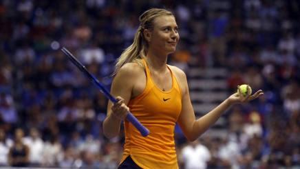Maria Sharapova, 30 anni in aprile. LaPresse