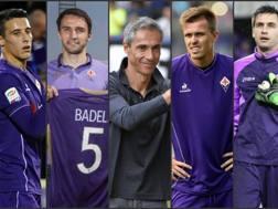 Fiorentina, salutano in 5?