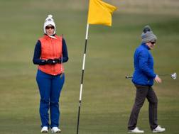 Donne in campo a Muirfield