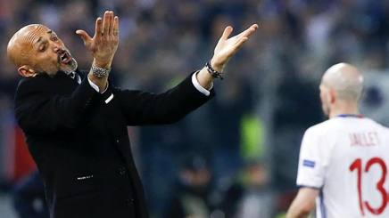 Luciano Spalletti, 58 anni, allenatore della Roma. Ansa