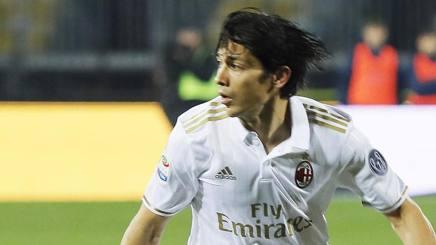 Mati Fernandez, prima stagione al Milan. Ansa