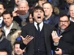 Antonio Conte, allenatore del Chelsea. Reuters