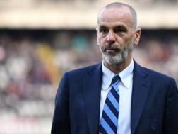 Il tecnico dell'Inter Stefano Pioli. Getty