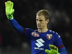 Joe Hart, 29 anni. Getty