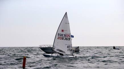 Francesco Marrai ha rappresentato l'Italia a Rio