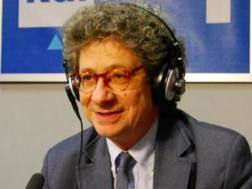 Riccardo Cucchi, 64 anni.