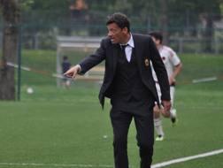 Stefano Nava, tecnico del Milan