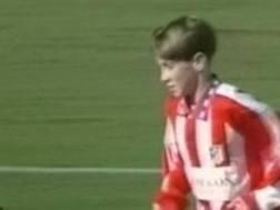 Fernando Torres a 16 anni