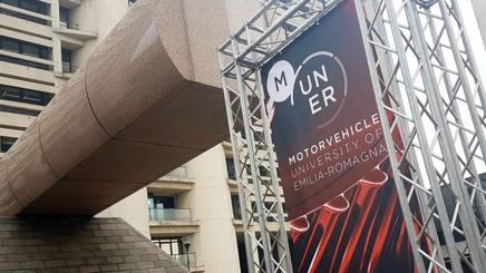 La presentazione di Motorvehicle Univesity