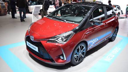 La nuova Toyota Yaris