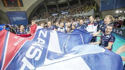 Lo Zaksa ha vinto la stagione regolare in Polonia