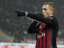 Gerard Deulofeu, 23 anni, attaccante del Milan. Getty