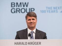 Harald Kruger, a.d. Bmw
