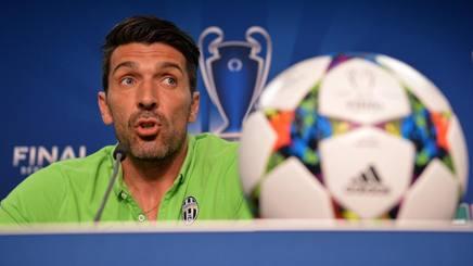 Gianluigi Buffon, 39 anni, portiere e capitano della Juventus. Getty Images