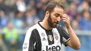Gonzalo Higuain, prima stagione alla Juventus. Ansa