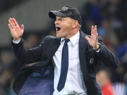 Beppe Iachini ai tempi dell'Udinese. LaPresse