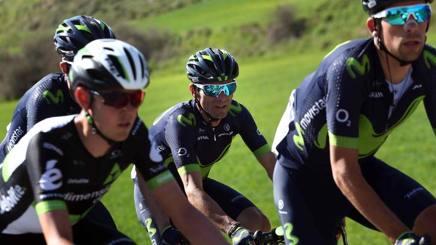 Alejandro Valverde, 36 anni. Epa