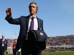 Il tecnico della Fiorentina Paulo Sousa. Getty