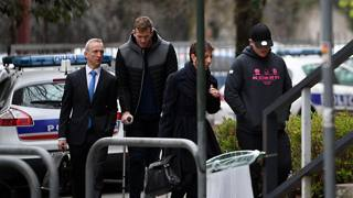 Chris Farrell e Denis Coulson, i giocatori di Grenoble accusati di stupro