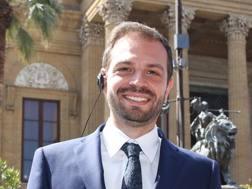 Il presidente del Palermo Paul Baccaglini. GETTY