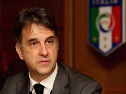 Michele Uva, direttore generale della Federcalcio. Getty Images