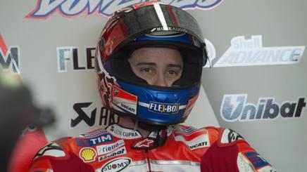 Andrea Dovizioso, 31 anni. Getty
